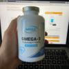 Wehle Sports Omega 3 Triglyceride Fischöl