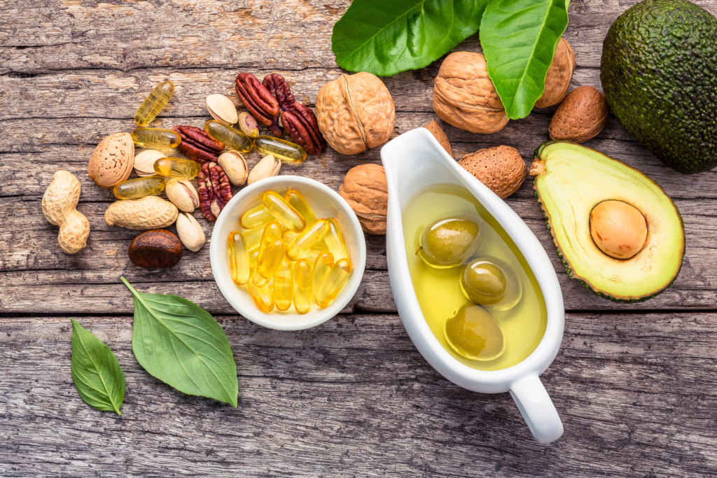 Omega 3 Fettsäuren in der veganen Ernährung