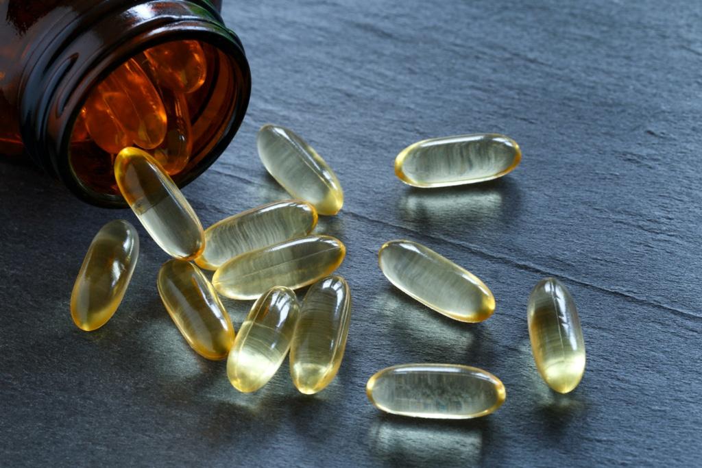 Omega 3 Fettsäuren – Tagesbedarf und Dosierung