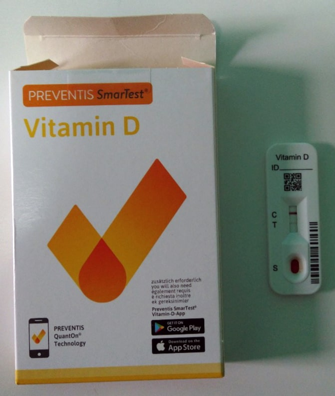 Vitamin D Bluttest Preventis